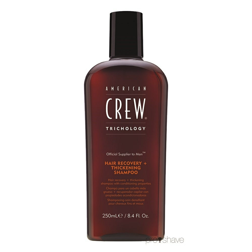 Image of American Crew Hair Recovery & Thickening Shampoo, 250 ml.