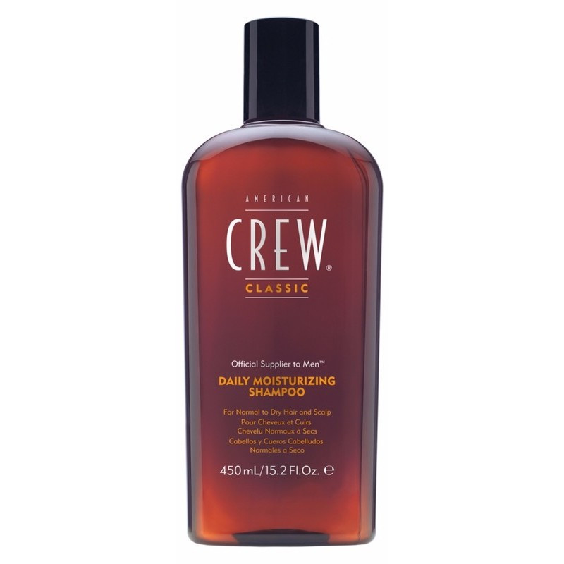 Image of   American Crew Daily Moisturizing Shampoo, 250 ml.