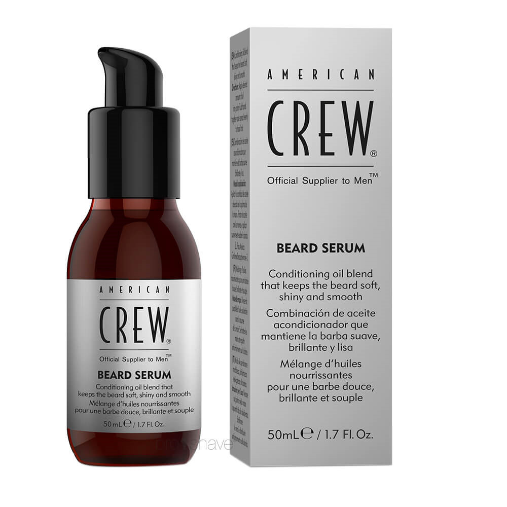 Image of American Crew Beard Serum, 50 ml.