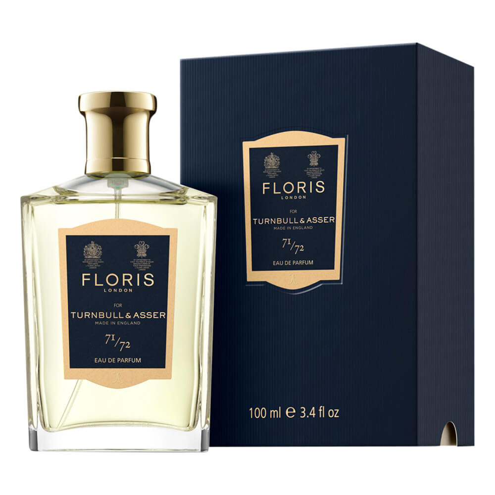 Image of   Floris x Turnbull & Asser 71/72, Eau de Parfum, 100 ml.