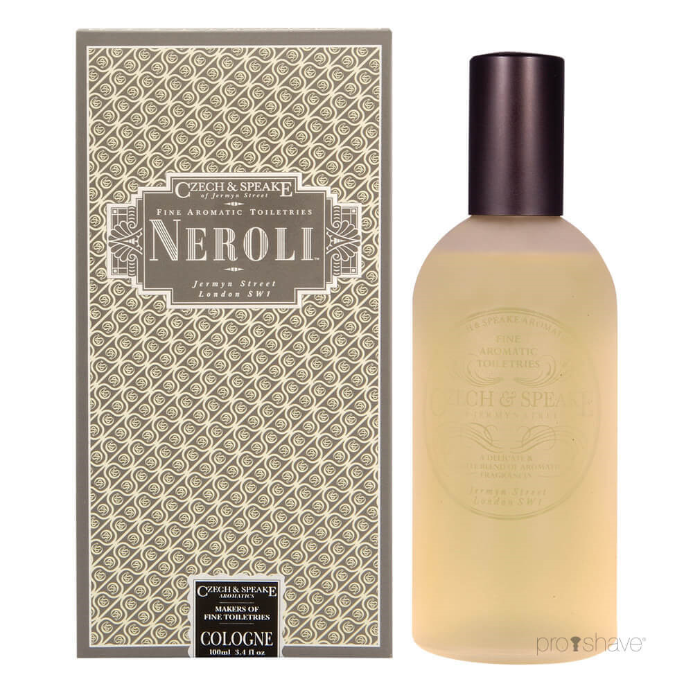 Image of   Czech & Speake Neroli, Cologne Spray, 100 ml.