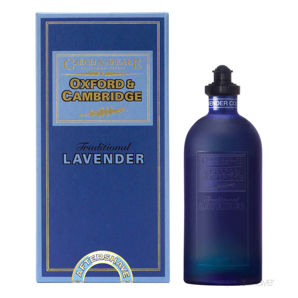 Image of   Czech & Speake Oxford & Cambridge, Aftershave Shaker, 100 ml.