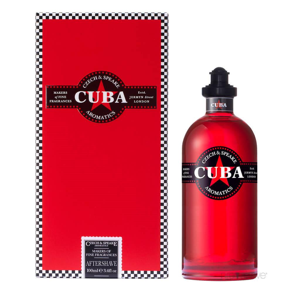Image of   Czech & Speake Cuba, Aftershave Shaker, 100 ml.