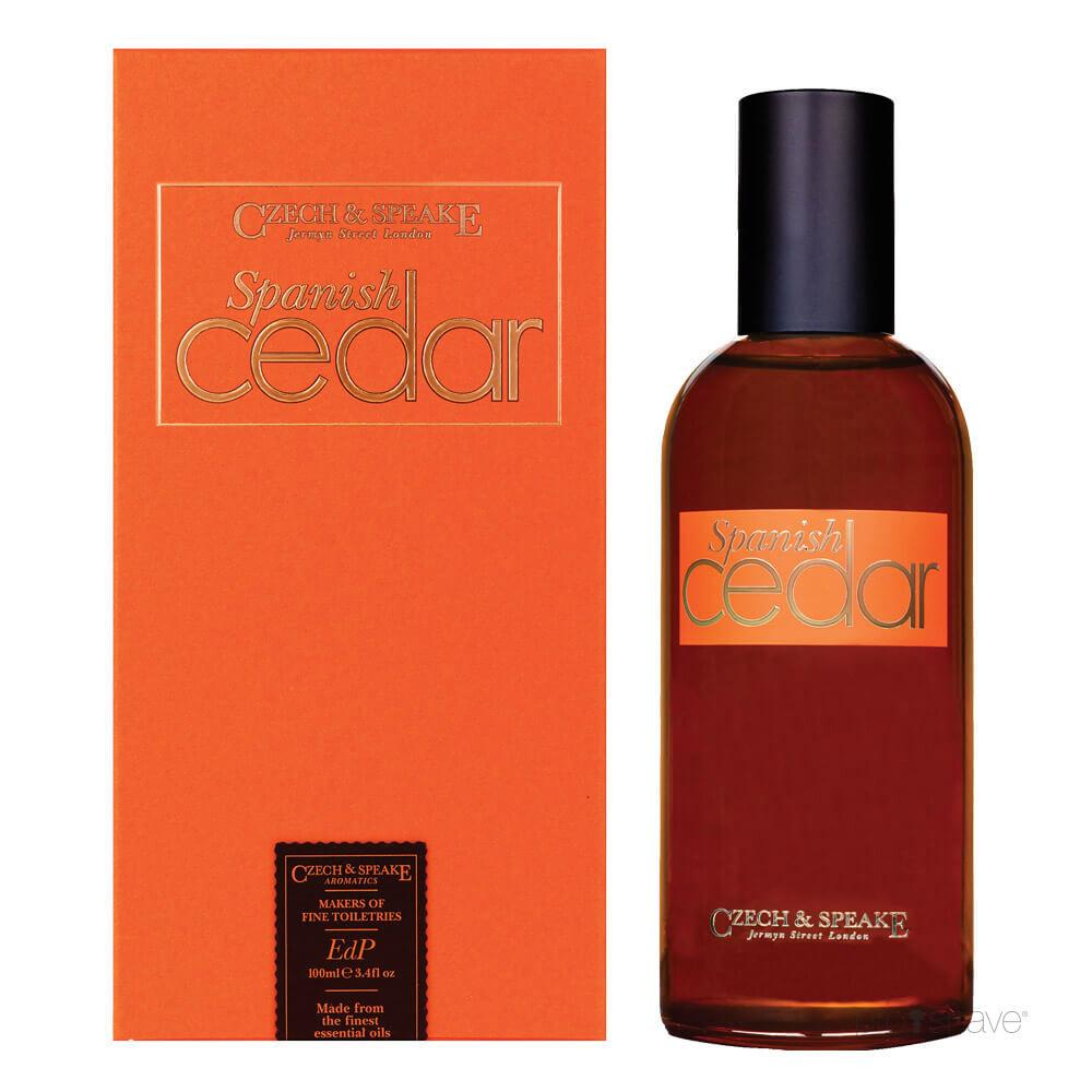 Image of   Czech & Speake Spanish Cedar, Eau de Toilette Spray, 100 ml.