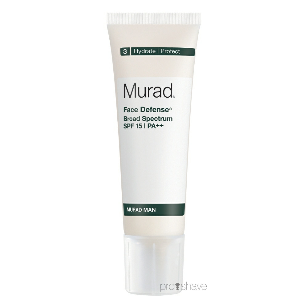 Image of   Murad Face Defense SPF15, 50 ml.