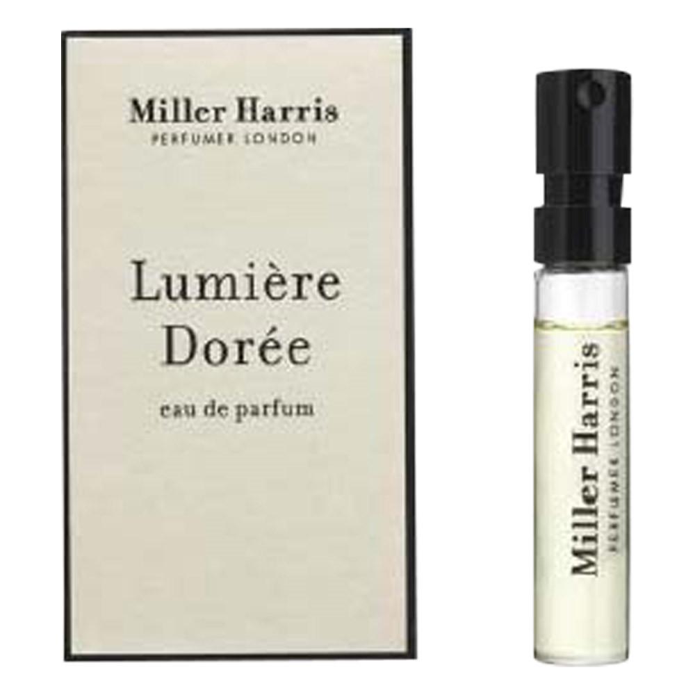 Image of   Miller Harris Luminère Dorée Eau de Parfum, DUFTPRØVE, 2 ml.