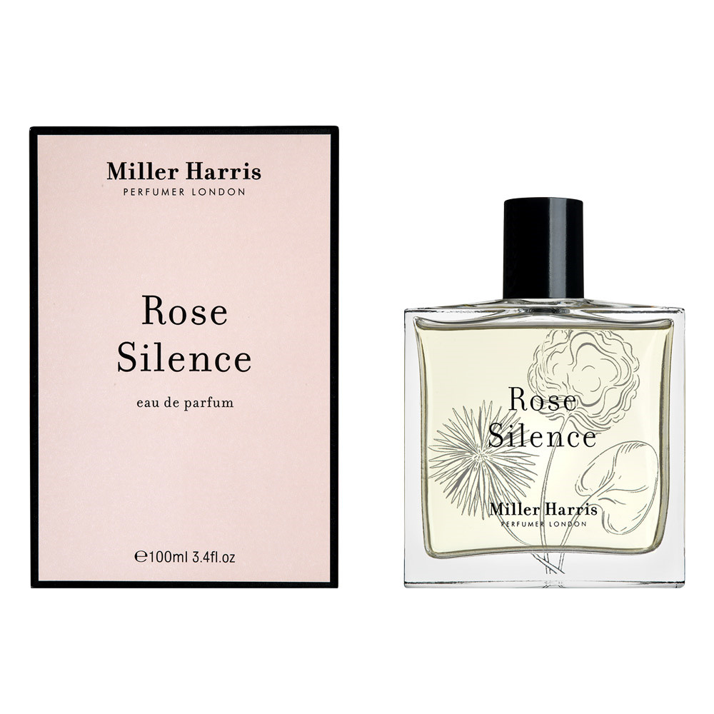 Image of   Miller Harris Rose Silence Eau de Parfum, 100 ml.