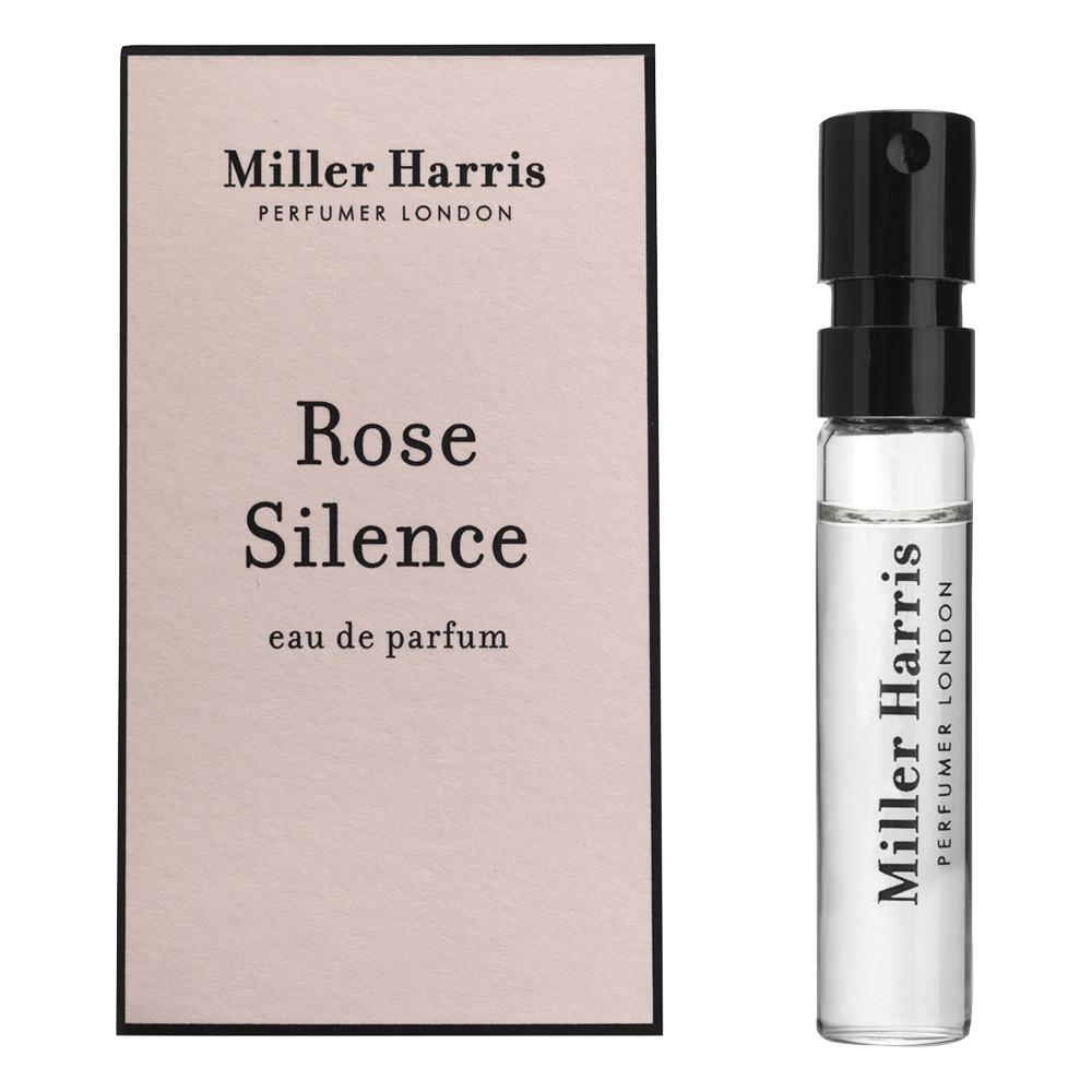 Image of   Miller Harris Rose Silence Eau de Parfum, DUFTPRØVE, 2 ml.