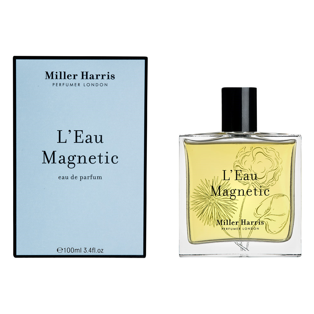 Image of   Miller Harris L'eau Magnetic Eau de Parfum, 100 ml.