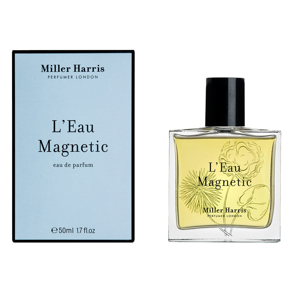 Image of   Miller Harris L'eau Magnetic Eau de Parfum, 50 ml.