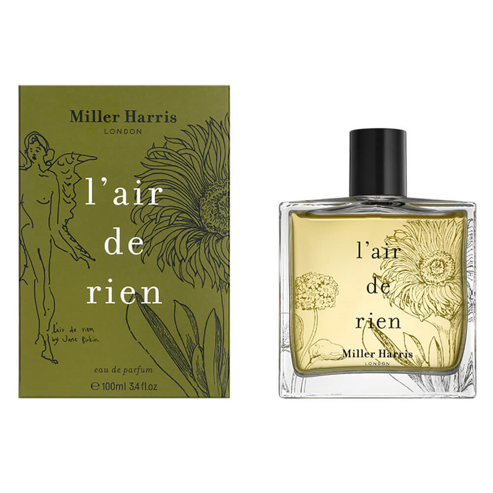 Image of   Miller Harris L'Air de Rien Eau de Parfum, 100 ml.