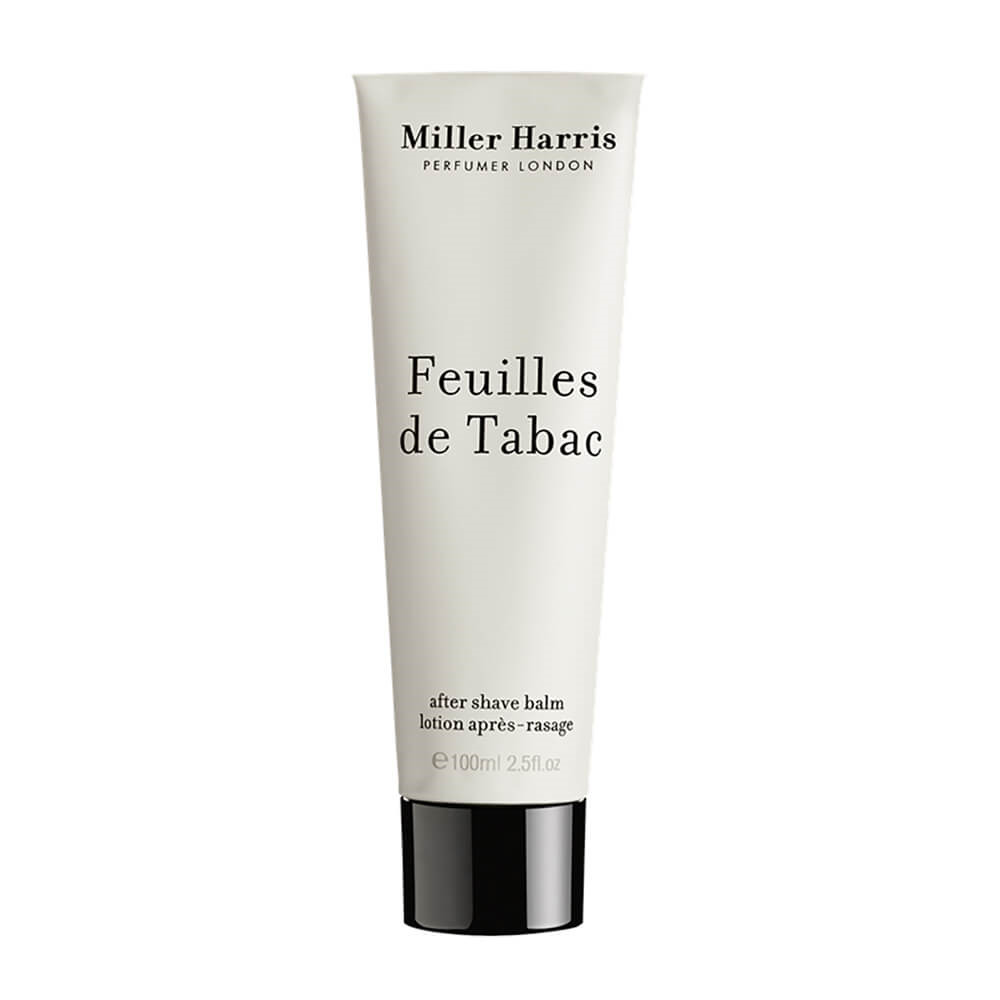 Image of   Miller Harris Feuilles de Tabac After Shave Balm, 100 ml.
