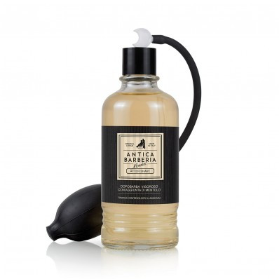 Image of   Mondial Antica Barberia After Shave Lotion, Original Citrus, 400 ml.
