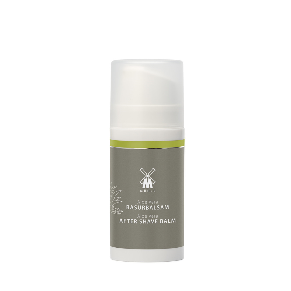 Image of   Mühle Aftershave Balm, Aloe Vera, 100 ml.