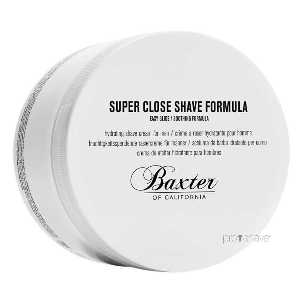 Image of   Baxter Of California Super Close Shave Formula, 240 ml.