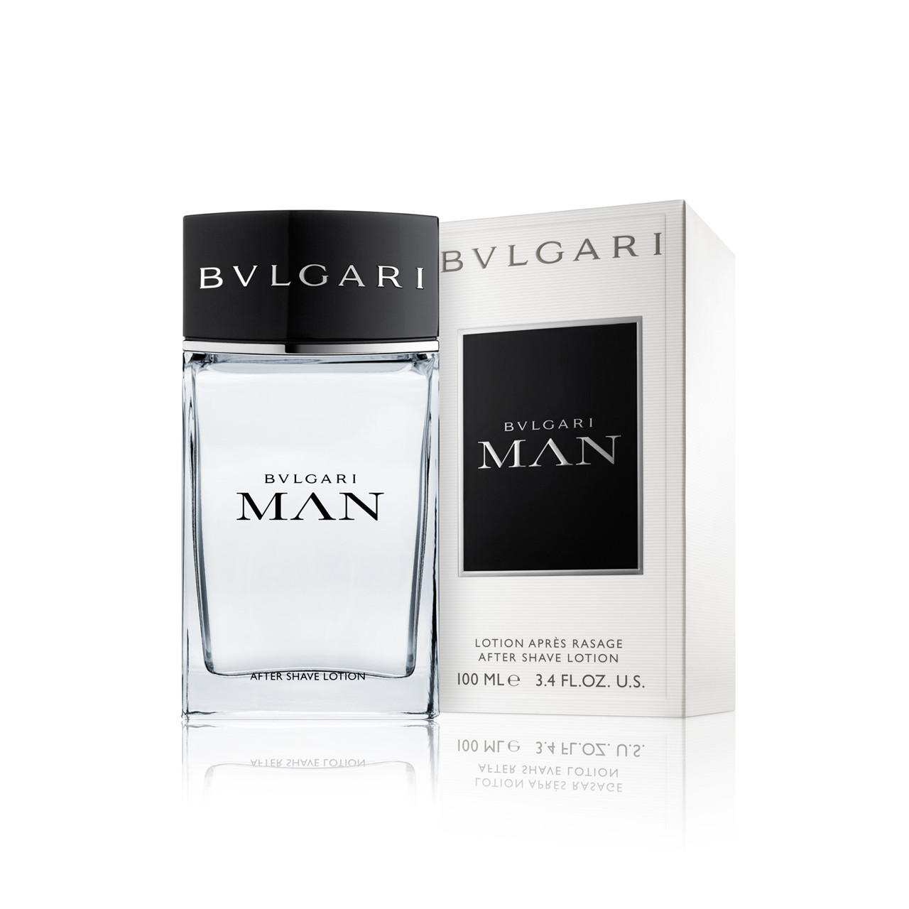 Image of   Bvlgari Man Aftershave Lotion, 100 ml.