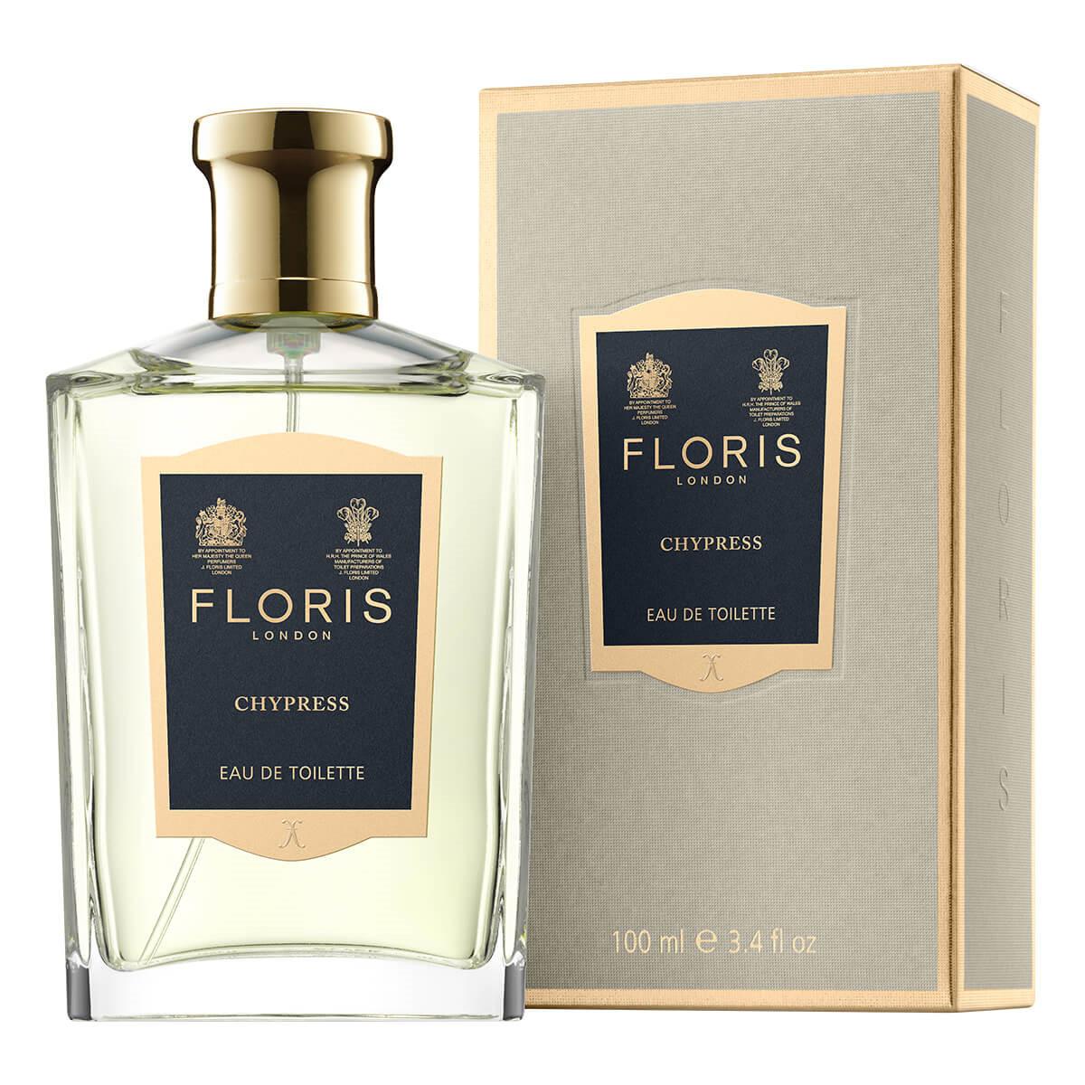Floris Chypress, Eau de Toilette, 100 ml.