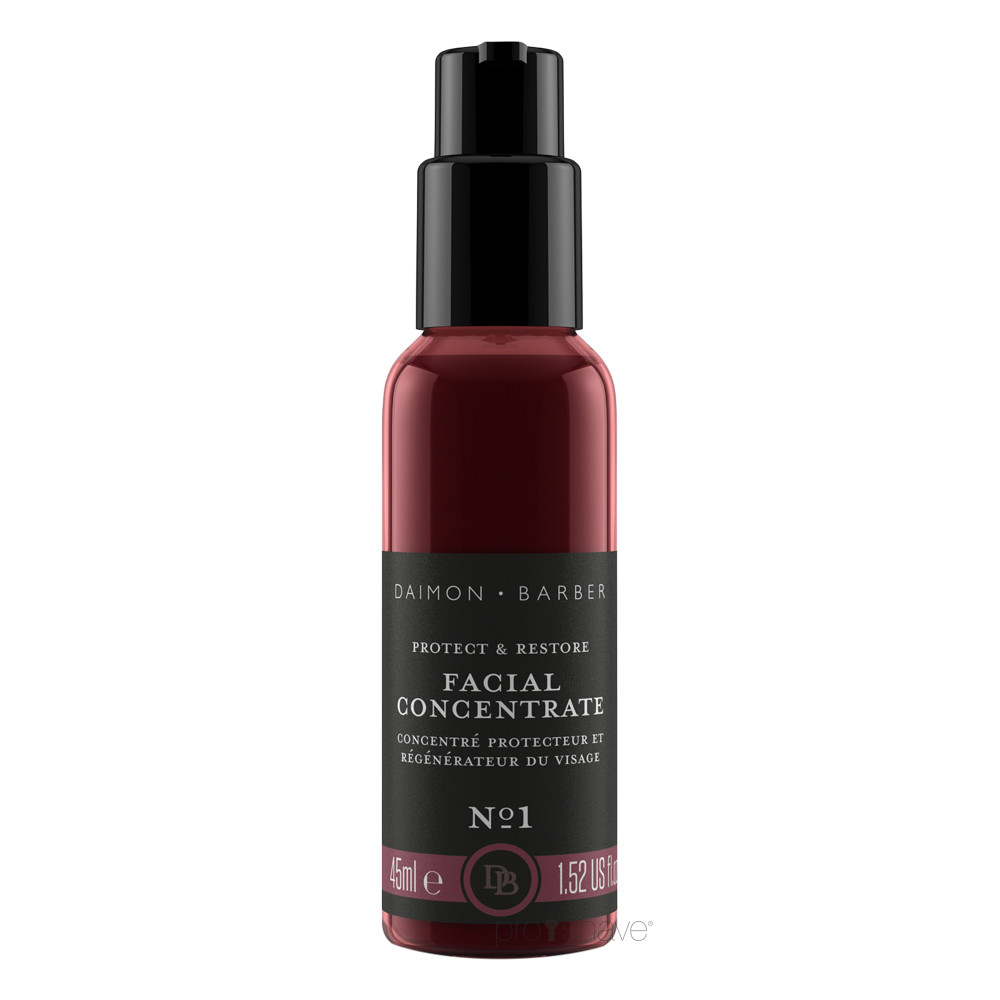 Image of   Daimon Barber Protect and Restore Facial Concentrate, 45 ml.
