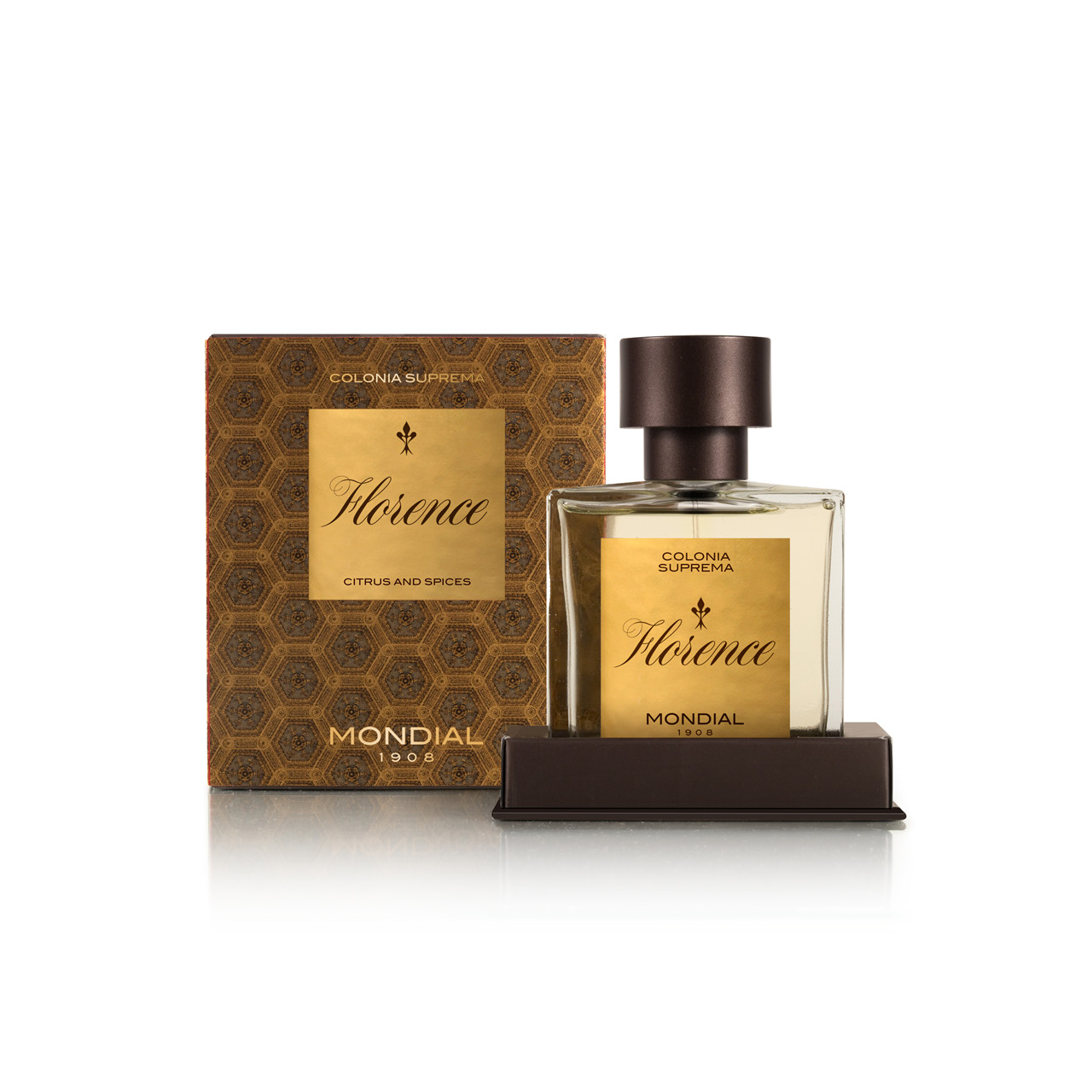 Image of   Mondial Florence Cologne Surpreme, 100 ml.