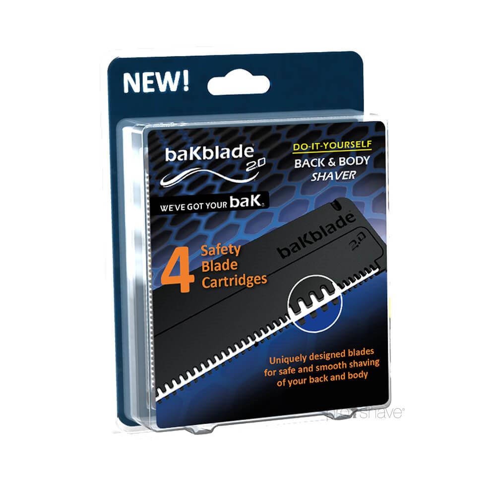 Image of   BaKblade 2.0 Barberblade, 4 stk.