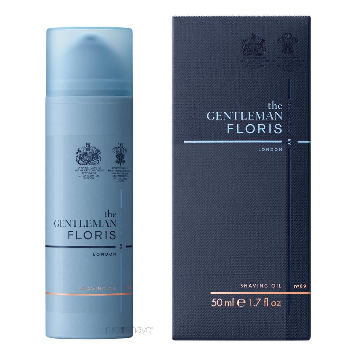 The Gentleman Floris Barberolie, No.89, 50 ml.