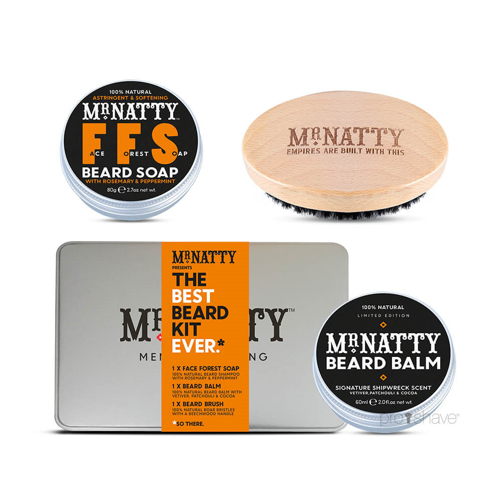 Image of   Mr Natty Best Beard Kit Ever