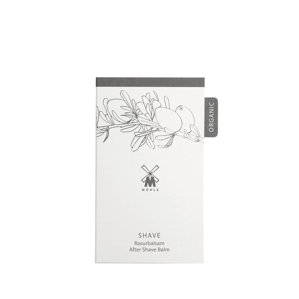 Image of   Mühle Organic Aftershave Balm, SAMPLE