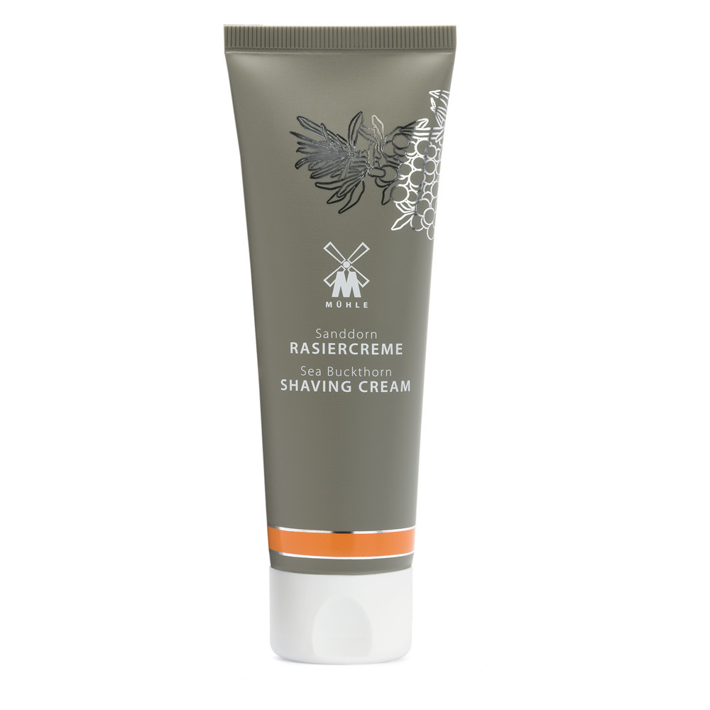 Image of   Mühle Barbercreme, Havtorn, 75 ml.