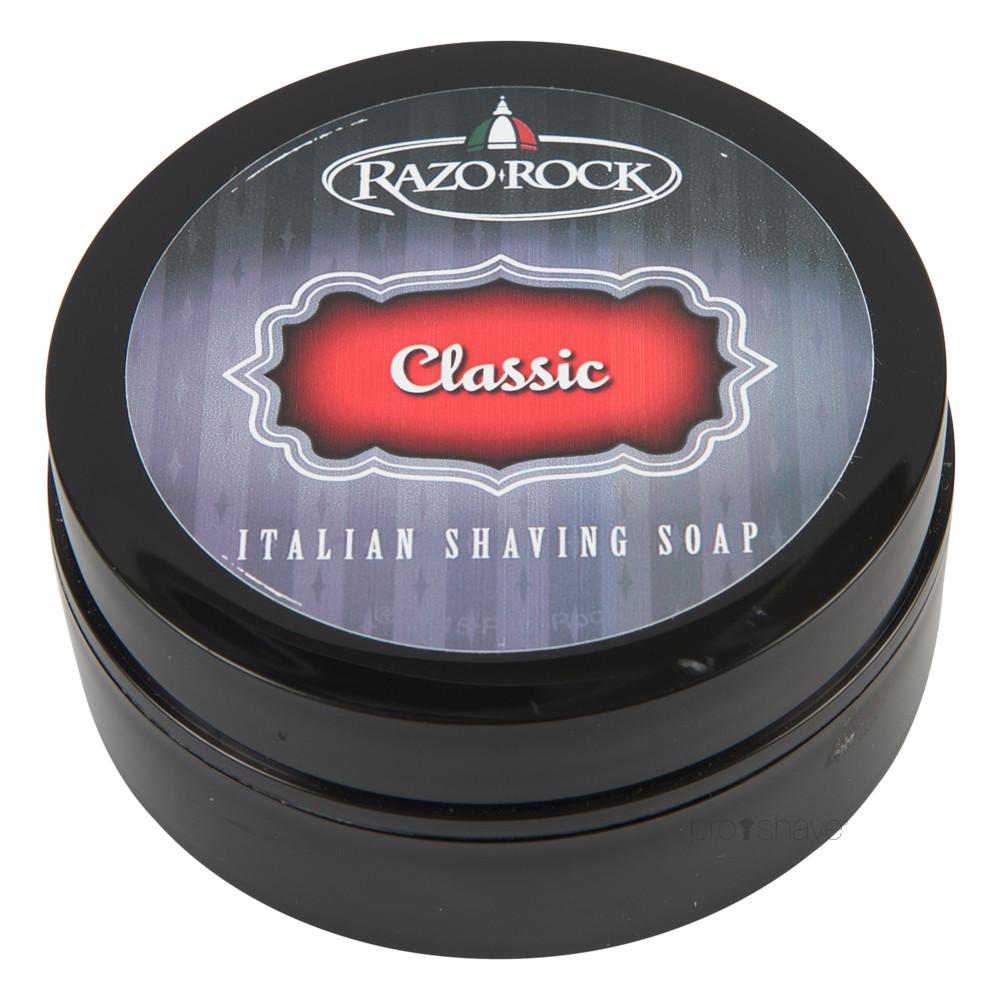 Image of   RazoRock Classic Barbersæbe, 125 ml.