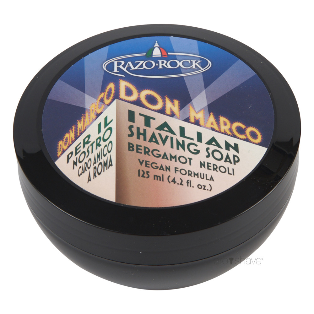 Image of   RazoRock Don Marco Barbersæbe, 150 ml.