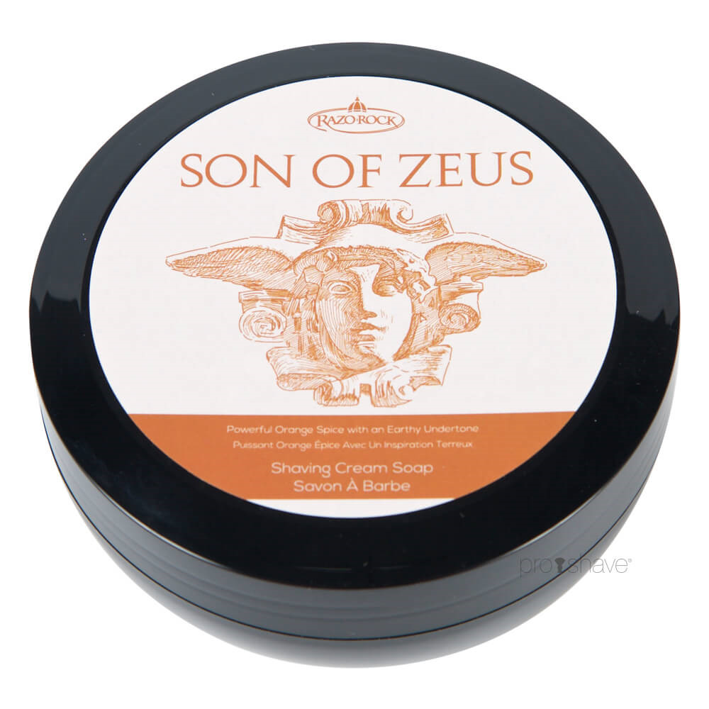 Image of   RazoRock Son of Zeus Barbersæbe, 150 ml.