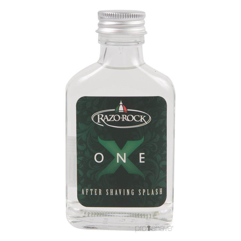 Image of   RazoRock One-X Aftershave Splash, 100 ml.