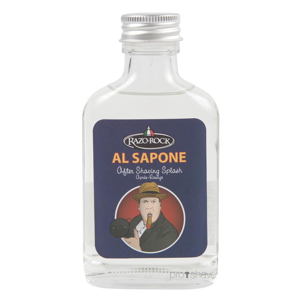 Image of   RazoRock Al Sapone Aftershave Splash, 100 ml.
