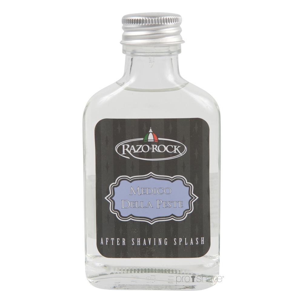 Image of   RazoRock Medico della Peste Aftershave Splash, 100 ml.