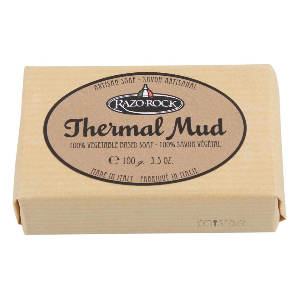 Image of   RazoRock Thermal Mud Sæbe, 100 gr.