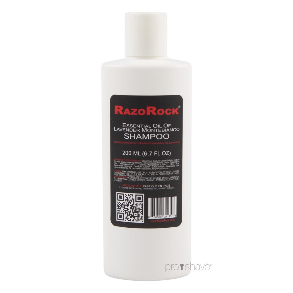 Image of   RazoRock Luksus Shampoo, Lavendel, 200 ml.