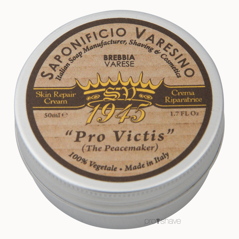 Image of   Saponificio Varesino Aftershave Creme Pro Victis, 50 ml.