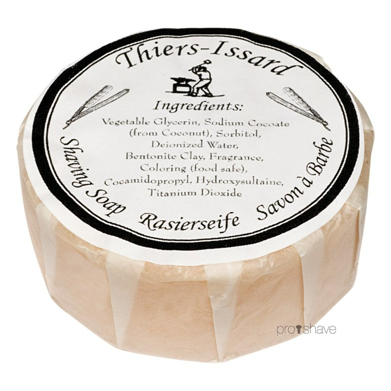 Image of   Thiers-Issard Barbersæbe, Fennikel & Mint, 70 gr.