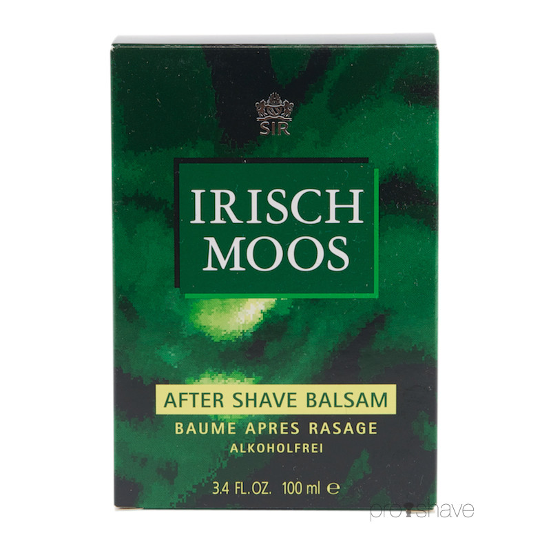 Image of   Sir Irisch Moos Aftershave Balm, 100 ml.