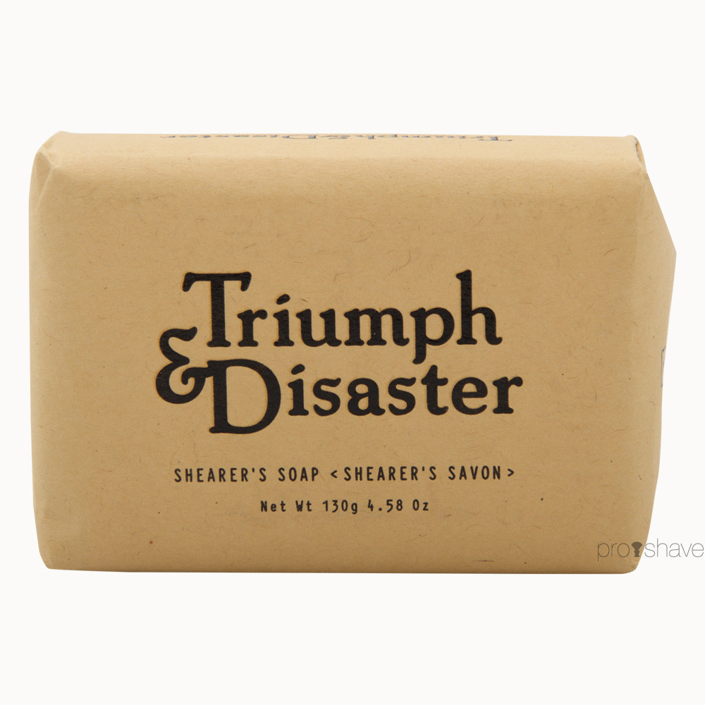 Image of   Triumph & Disaster Shearers Soap, 130 gr.