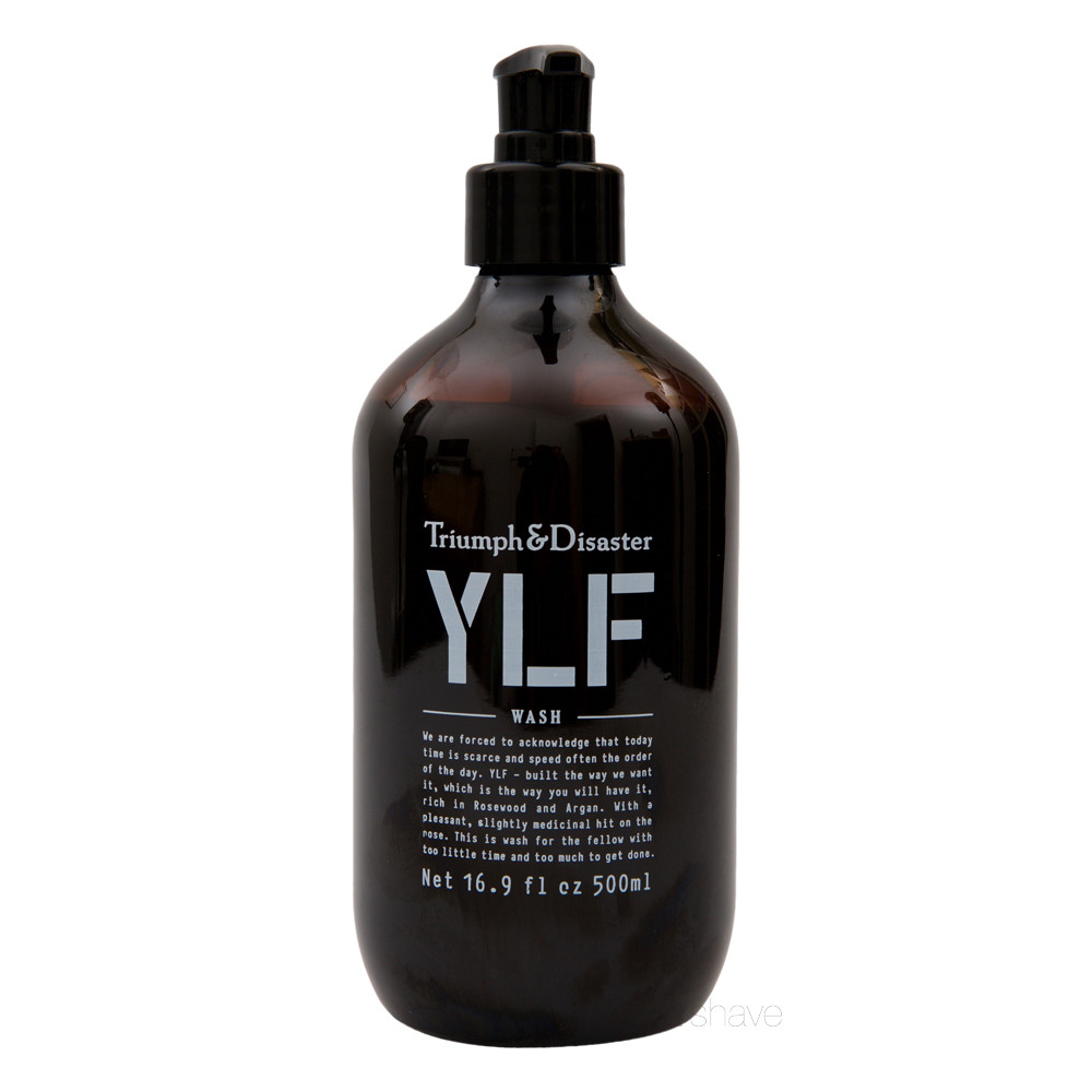 Image of   Triumph & Disaster YLF - All Purpose Body Wash, 500 ml.