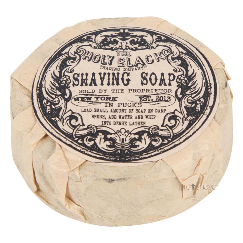 Image of   The Holy Black Shaving Soap, Gunpowder & Spice, 110 gr.