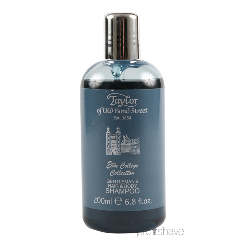 Image of   Taylor Of Old Bond Street Hår & Body Shampoo, Eton College, 200 ml.