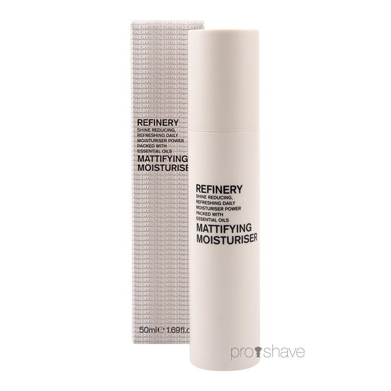 Image of   The Refinery Mattifying Moisturiser