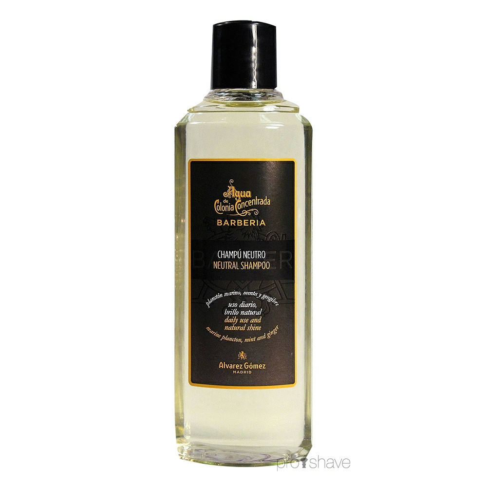 Image of   Alvarez Gómez Barberia Shampoo, 300 ml.
