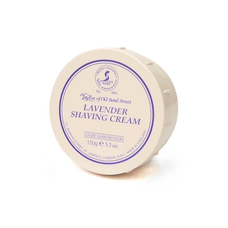 Taylor Of Old Bond Street Barbercreme, Lavendel, 150 gr.
