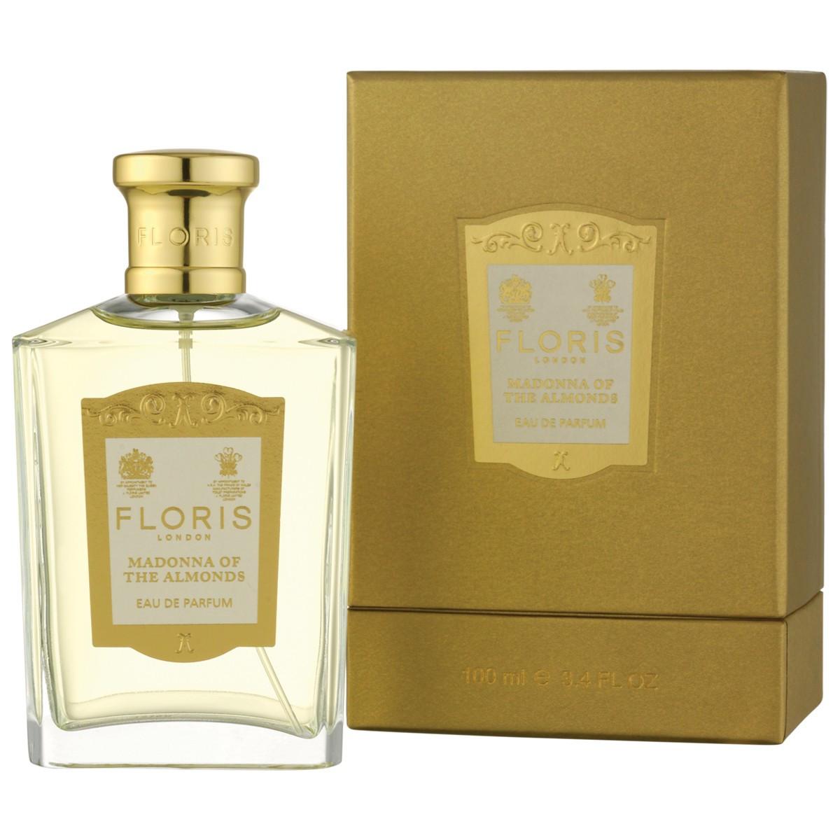 Image of   Floris Madonna of the Almonds, Eau de Parfum, 100 ml.