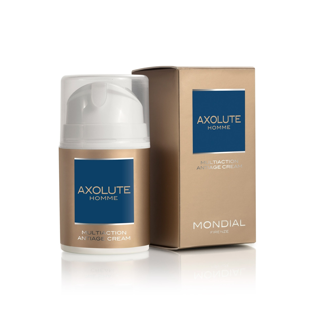 Image of   Mondial Axolute Homme Multiaction Antiage Cream, 50 ml.
