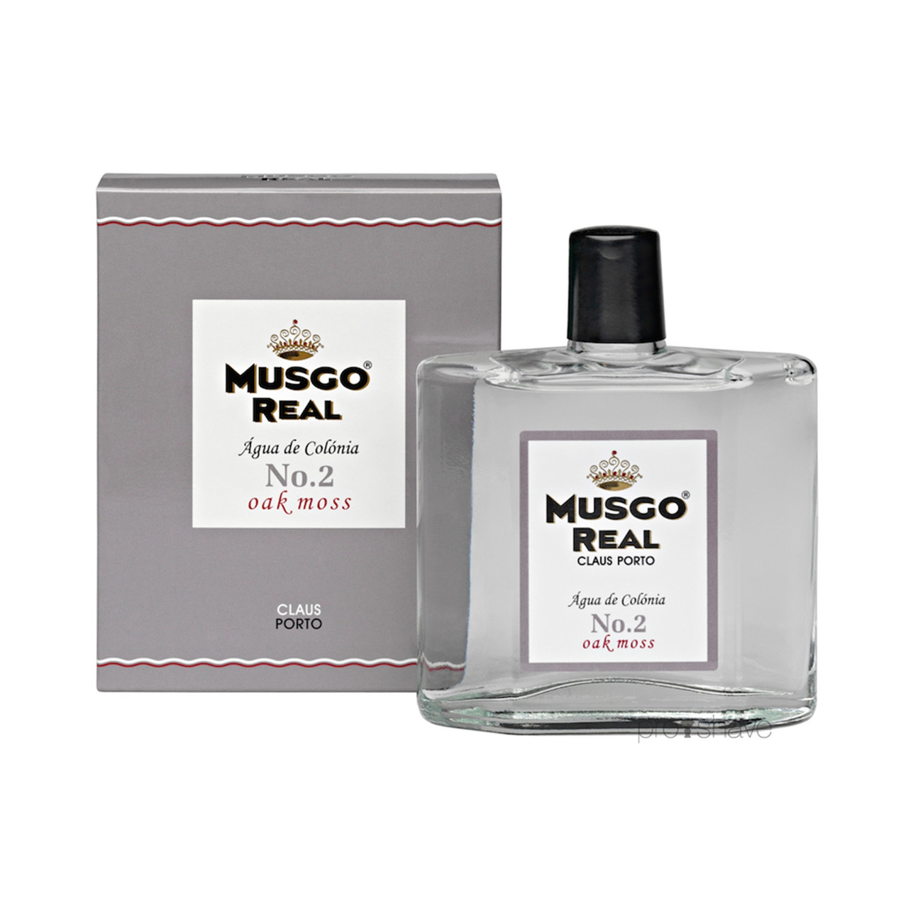Image of   Musgo Real Cologne No.2, Oak Moss, 100 ml.