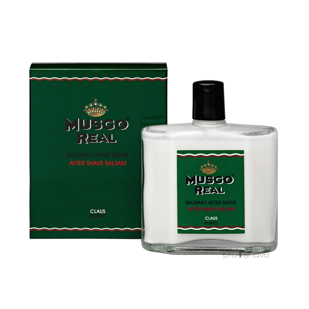 Image of   Musgo Real Aftershave Balm, Classic, 100 ml.